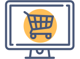 E-commerce-operator-icon